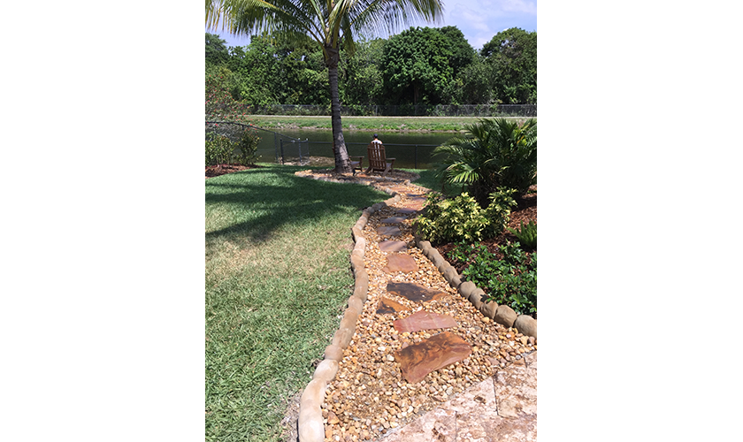 landscaping design trimmers inc broward county